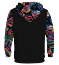 Full of colors cotton hoodie