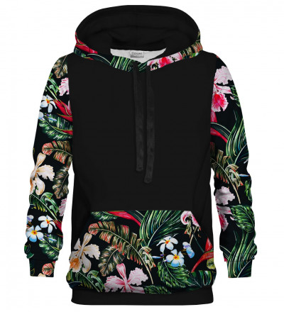 Close to nature cotton hoodie