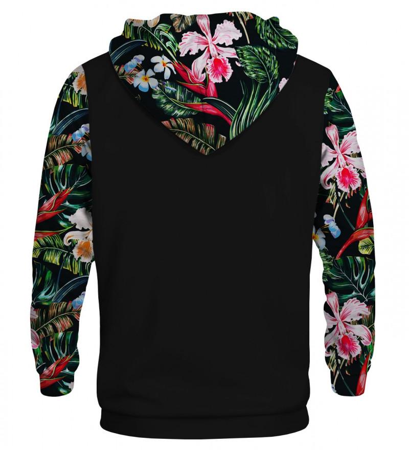 Bawełniana bluza z kapturem Close to nature