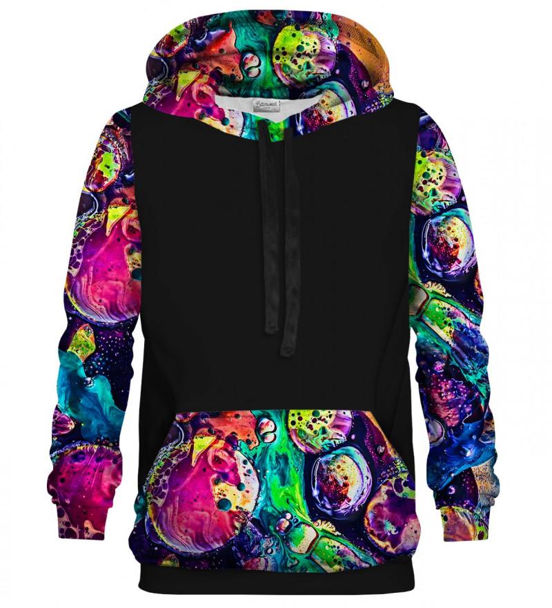 Melt cotton hoodie