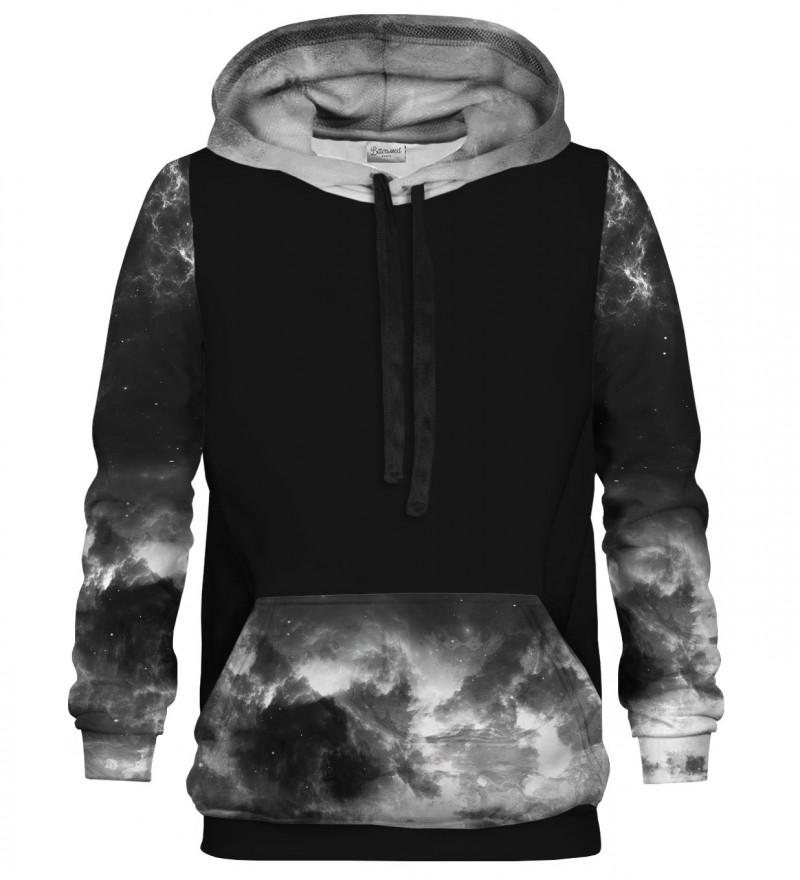 Grunge cotton hoodie
