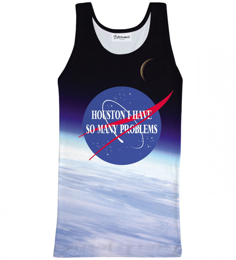 So many Problems Tank Top