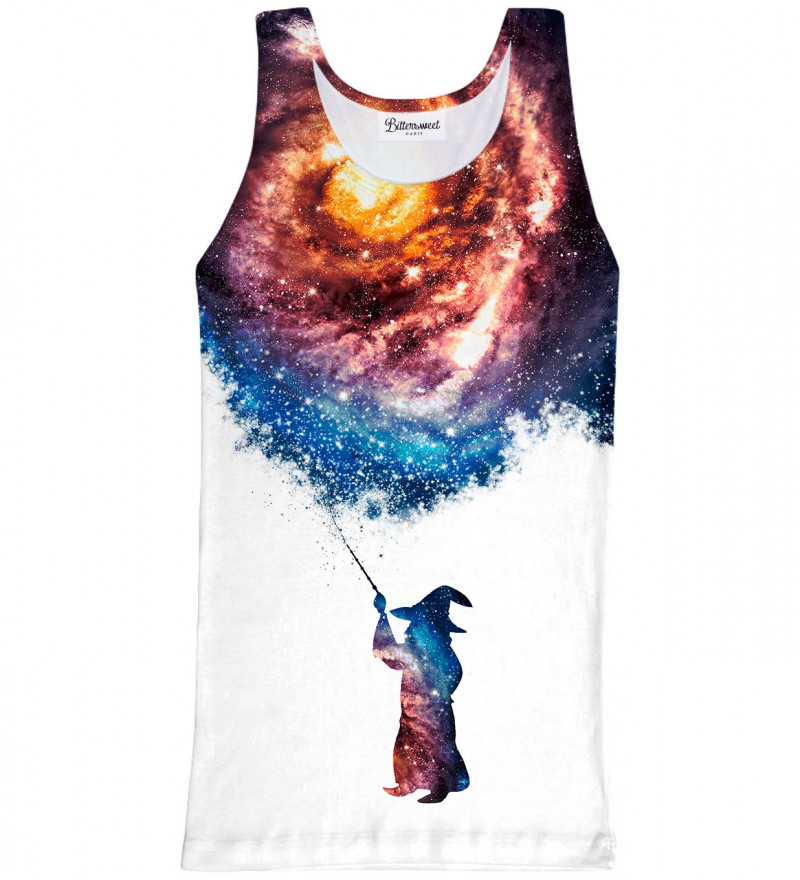 Wizard  Tank Top