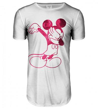 Let's Dab longline t-shirt