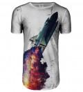 Rocket forlænget t-shirt