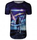 Przedłużany t-shirt Astronaut