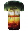 Tree longline t-shirt