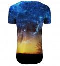 Safari longline t-shirt