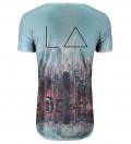 New Vision longline t-shirt