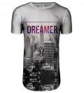 Przedłużany t-shirt Dreamer
