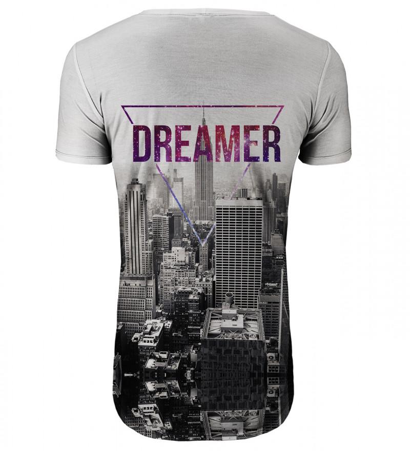 Dreamer longline t-shirt