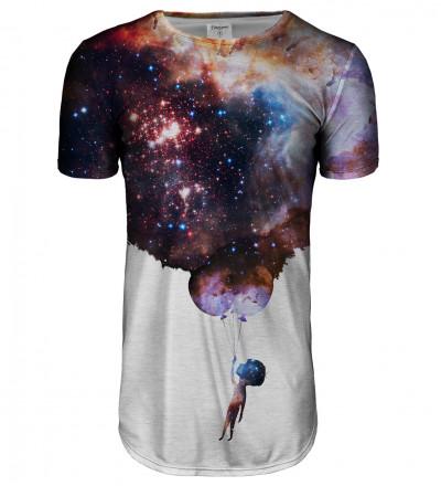 Dreamer Boy longline t-shirt