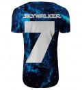 Galaxy Team longline t-shirt