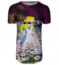 Mad Alice forlænget t-shirt