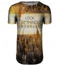 Przedłużany t-shirt Perspective