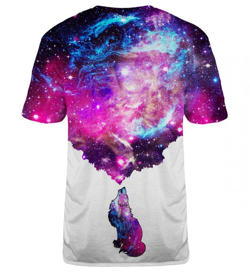 Galactic Wolf t-shirt