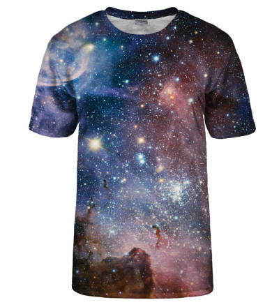 T-shirt Purple Galaxy