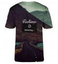 T-shirt Feelings Deleting