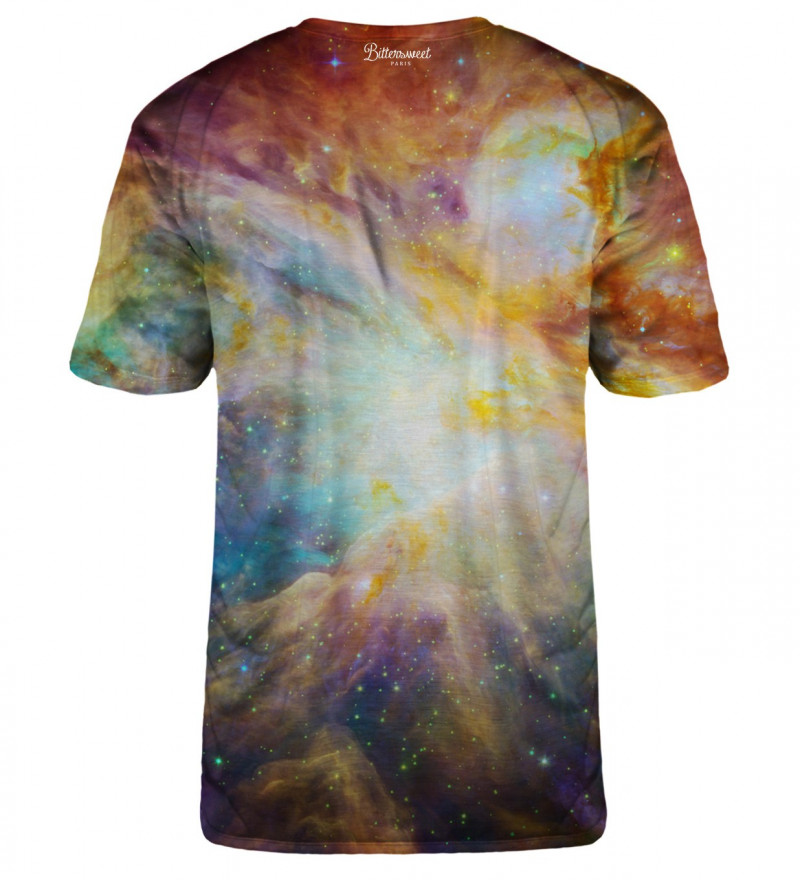Galaxy Nebula t-shirt