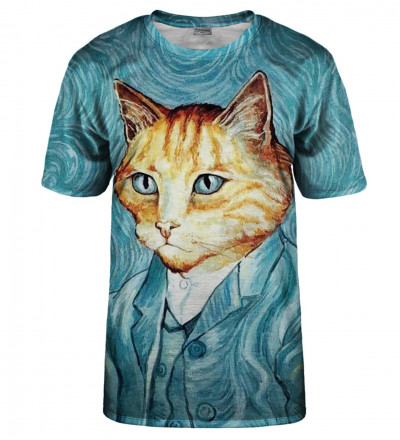 T-shirt Van Cat