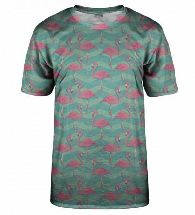 T-shirt Flamingos