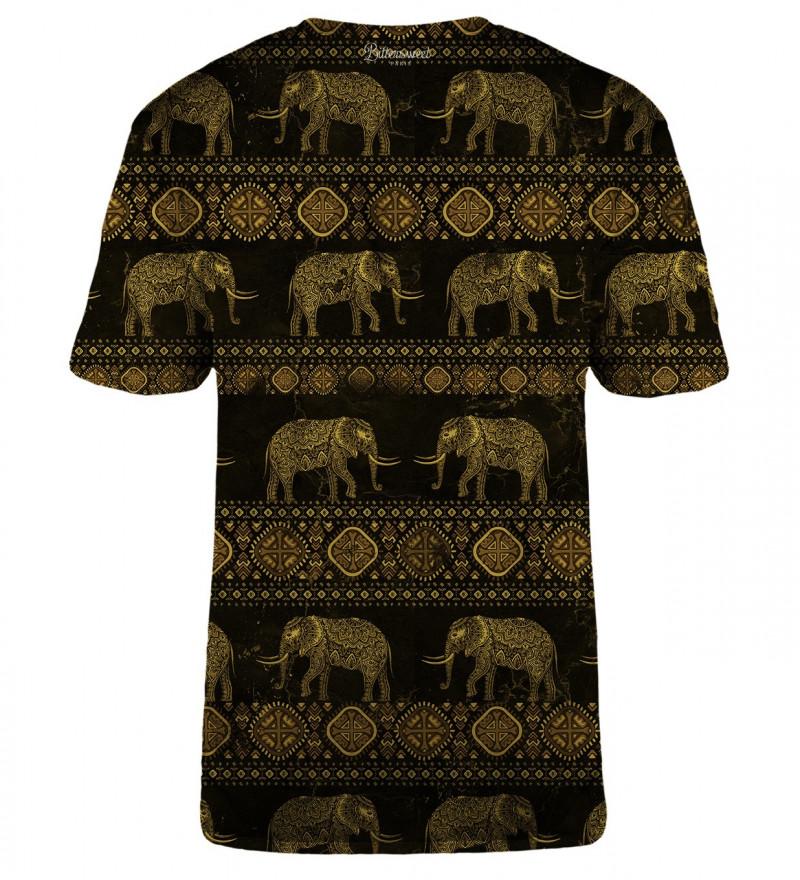 T-shirt Golden Elephants