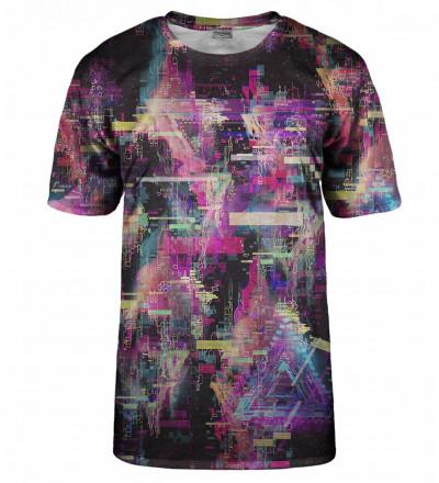 T-shirt Total Glitch