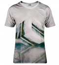 Geometric womens t-shirt