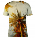 Tropical womens t-shirt