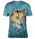 T-shirt damski Van Cat