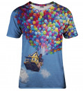 Balloons womens t-shirt