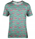 Flamingos womens t-shirt