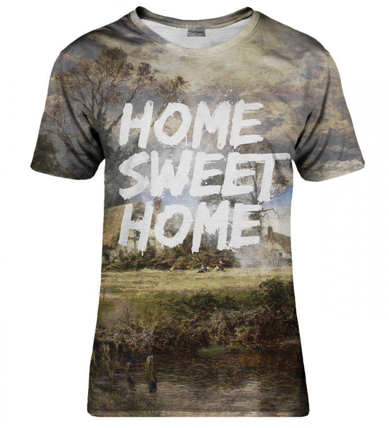 Sweet Home womens t-shirt