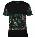 In the Jungle womens t-shirt