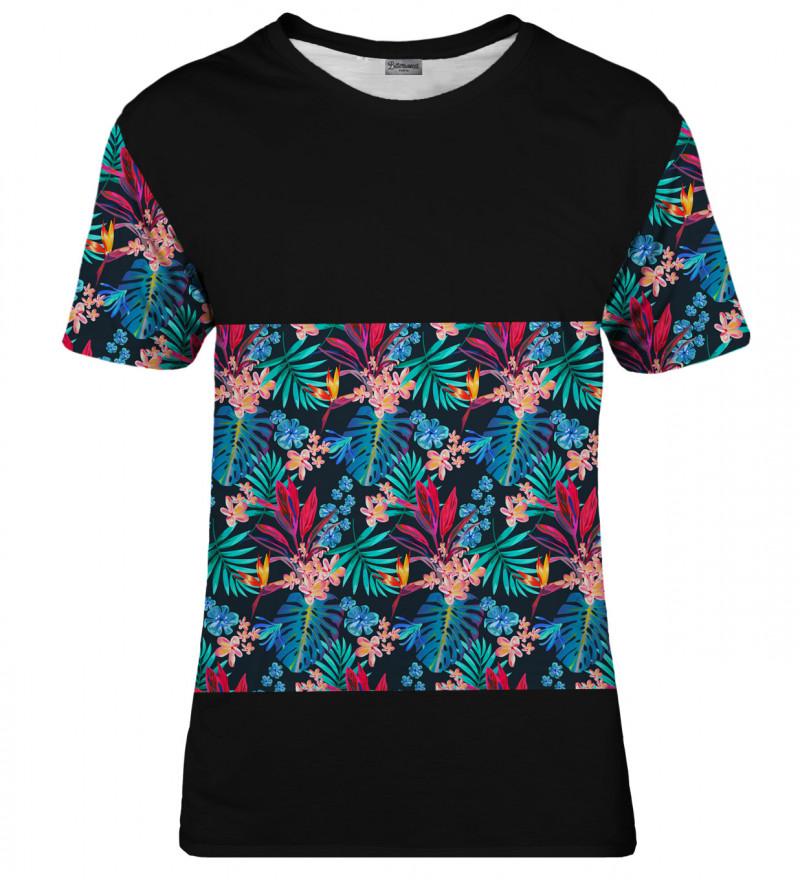 Tropical Leaves womens t-shirt