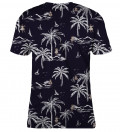 Hawaii Palms womens t-shirt