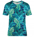 Blue Paradise womens t-shirt