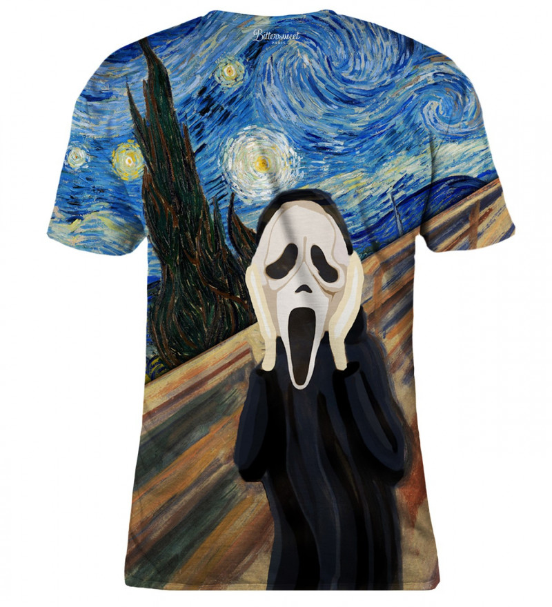 Real Scream womens t-shirt