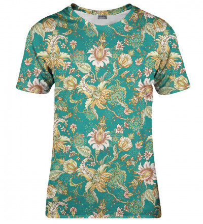Paisley womens t-shirt