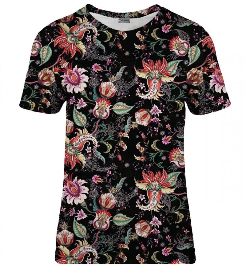 Paisley Print womens t-shirt