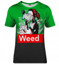 Weed Buddy womens t-shirt