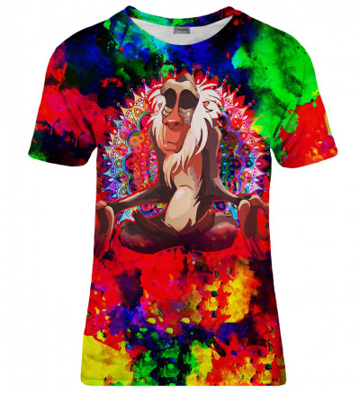T-shirt damski Colorful Shaman