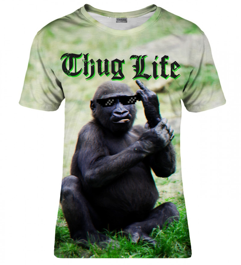 Thug Life womens t-shirt