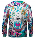 Flower Tiger sweatshirt