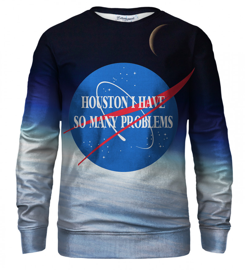 So many Problems sweatshirt