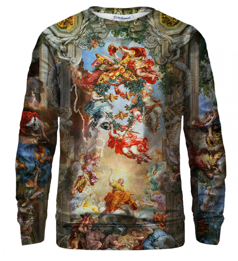 God Team sweatshirt