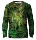 Weed sweatshirt
