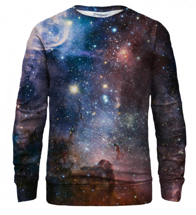 Purple Galaxy sweatshirt