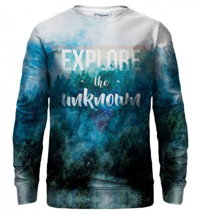 Explore sweatshirt