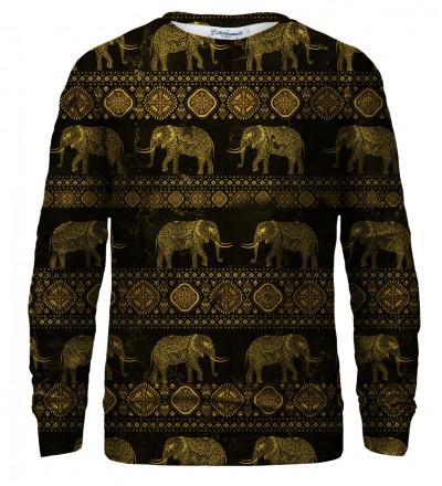 Golden Elephants sweatshirt